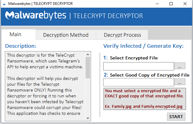 The First Ransomware to Exploit Telegram Cracked and Decryptor Published