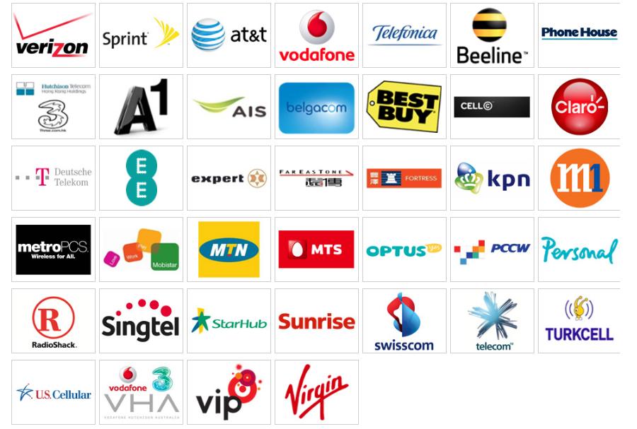 List of Cellebrite's customers. Source: Cellebrite