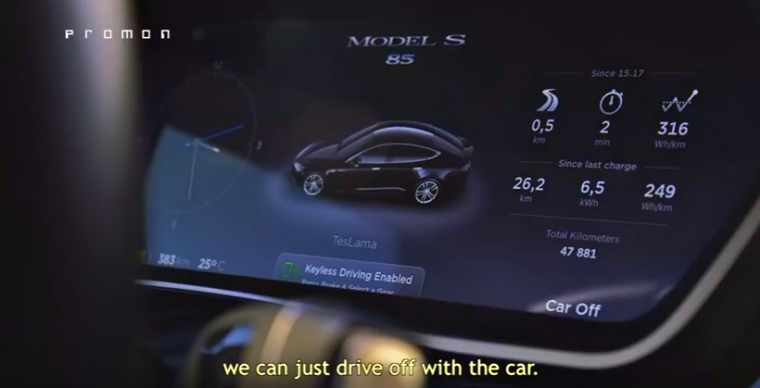 Tesla Model S can be located, unlocked, stolen by manipulating Tesla apps