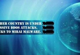 Another Country is under massive DDoS attacks - Thanks to Mirai Malware