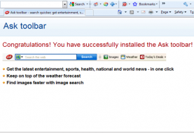 Ask Toolbar Update Feature Hacked to Drop Malware