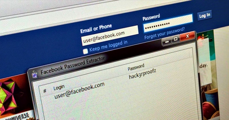 Facebook buys stolen passwords on the black market to protect your account