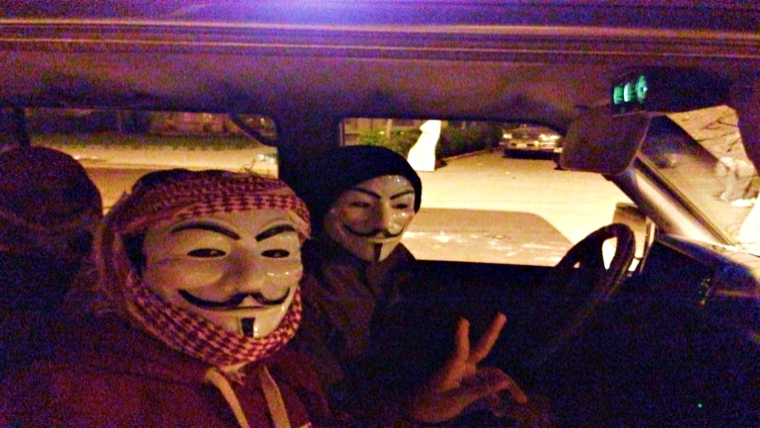 Hackers Deface Kuwaiti Parliament website on Election Day