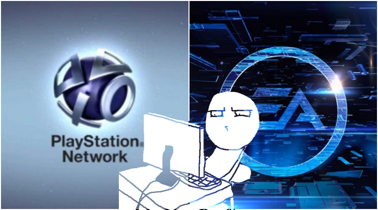 Users Reporting Electronic Arts and PlayStation Servers are Down