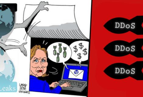 WikiLeaks Releases DNCLeak2; Suffers Massive DDoS Attack