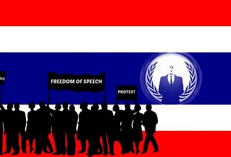 Anonymous Hacks Thai LA Consulate to Protest Arrests and Cyber Law