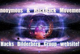 Anonymous Hacks, Defaces Bilderberg Group Website Against World Crisis