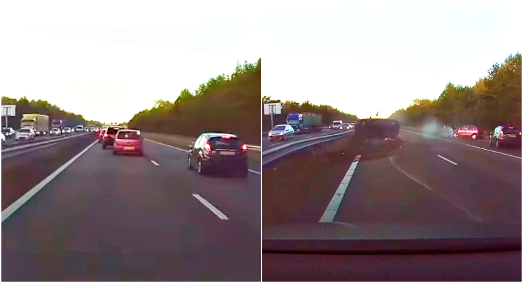 Can Tesla's Improved Autopilot Feature Predict Accidents? Perhaps Yes!
