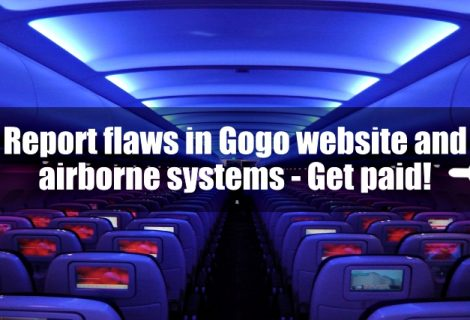 Inflight Entertainment Service Provider Gogo Launches Bug Bounty Program