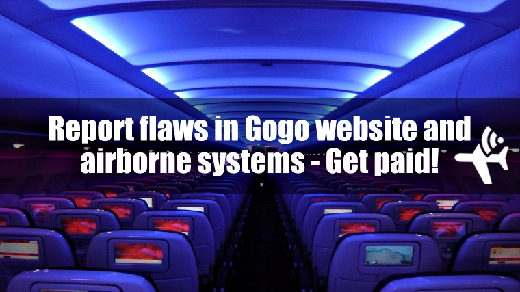 Inflight Entertainment Service Provider Gogo Launches Bug Bounty Program