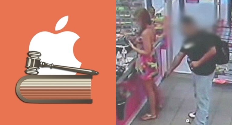 Man accused of taking pics under skirt told by court to share his iPhone Passcode