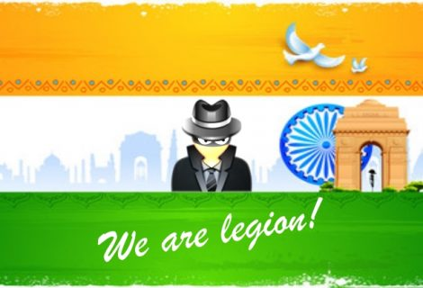 "Meet ""Legion Hacking Group"" Hacking Bigwigs of India"