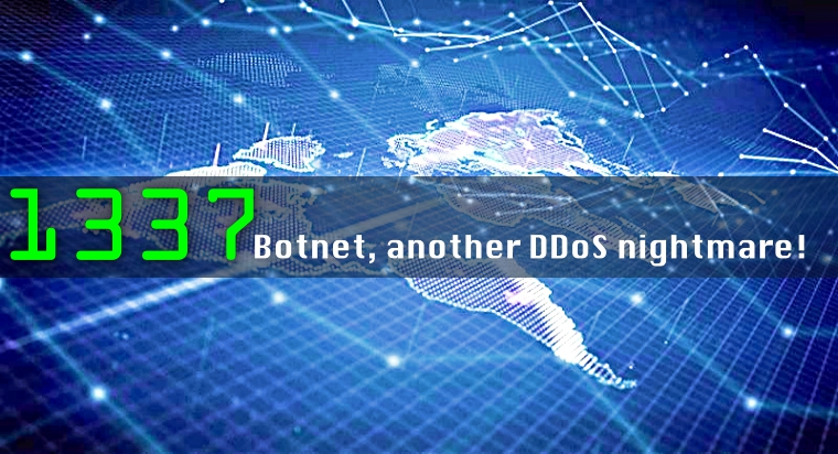 Meet the Leet DDoS Botnet, Just as Powerful as Mirai