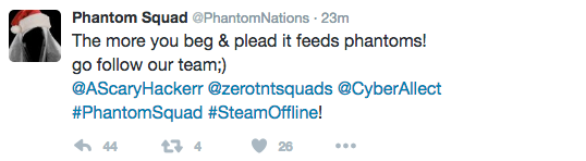Steam and Origin Servers Down? Phantom Squad & PoodleCorp