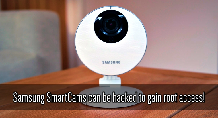 Botnet of things: Samsung SmartCams vulnerable to hackers