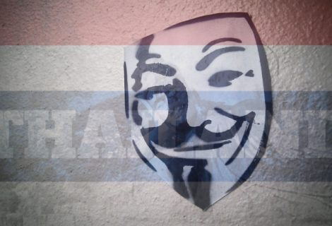 Anonymous hacks Thai Gov't job portal; leaks a trove of data