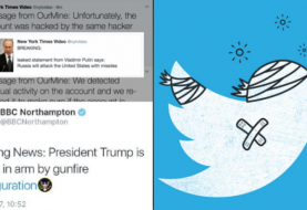 BBC, NYT Twitter accounts hacked; posts fake news about Trump and Putin