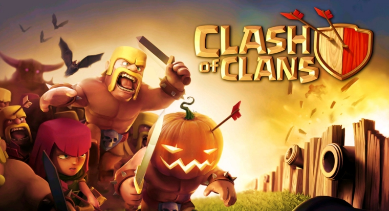"Clash of Clans' Developer ""Supercell"" Hacked; 1.1 Million Accounts Stolen"