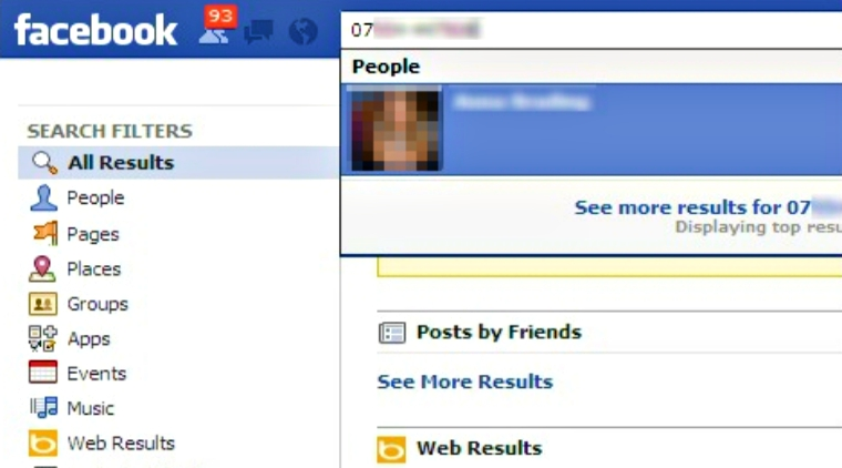 Hacker claims our private cell number on Facebook may not be so private