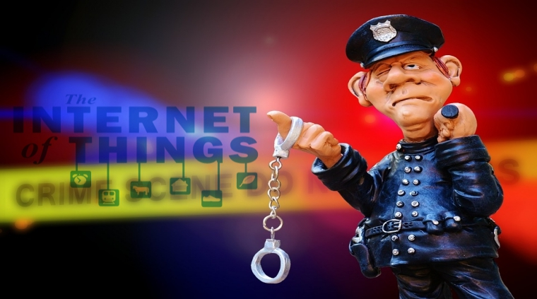 IoT devices could help authorities solve criminal cases