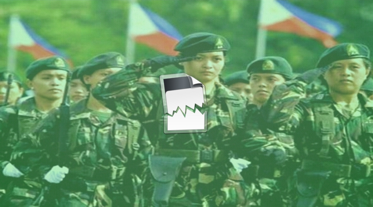 Philippine Military Website Hacked and Defaced