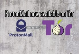 Email Encryption Service Provider 'ProtonMail' Now on Tor