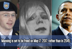 Thanks to Obama: Chelsea Manning will be out in May 2017