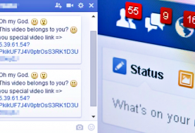 """Facebook users hit with """"You are in this video?"""" malware scam"""