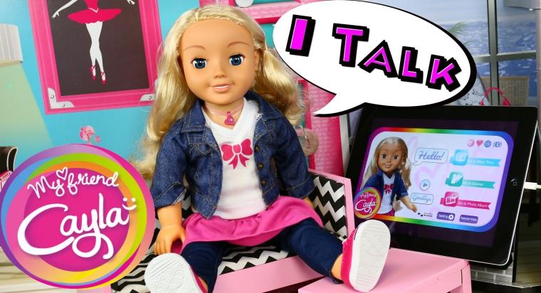 Goodbye Spy Toy: Germany Bans My Friend Cayla Doll