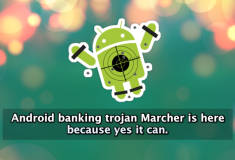 Android Banking Trojan Marcher Infects Devices to Steal Payment Cards