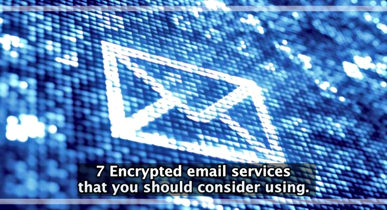 7 Best Encrypted Email Services That You Can Use