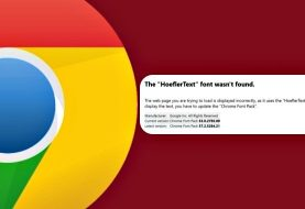 Chrome Users Beware- Do Not Fall Prey to Missing Font Malware Campaign