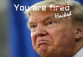 Donald Trump Website Hacked by Iraqi Hacker