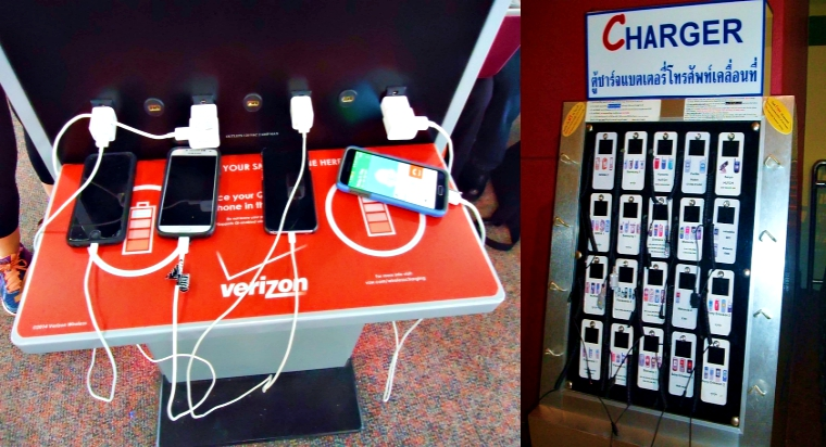 Charging Smartphone in Public Ports Leads to Data Hack — So Let's Stop