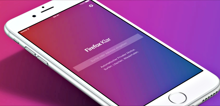 Mozilla says Firefox Klar does not Collect User Data from iOS Devices