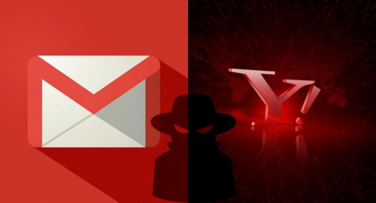 21 Million Decrypted Gmail, 5 Million Yahoo Accounts Being Sold on Dark Web