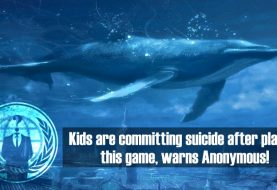 Blue Whale Challenge: Anonymous Urges Teens to Quit Playing Suicide Game