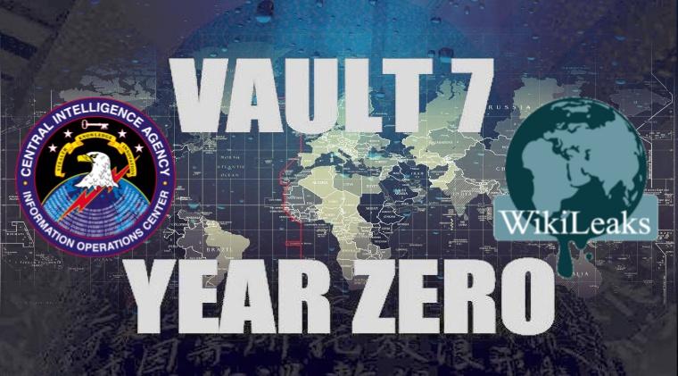 WikiLeaks Reveals CIA's Hacking Capabilities in 'Vault 7' series documents