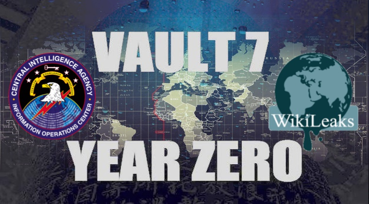 WikiLeaks Reveals CIA's Hacking Capabilities in 'Vault 7' series documents