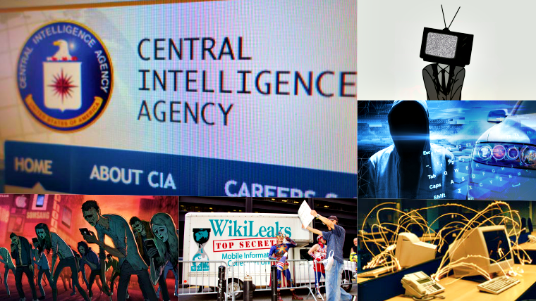 Wikileaks Vault 7: CIA hacked Smart TVs, Phones, Trucks and Computers
