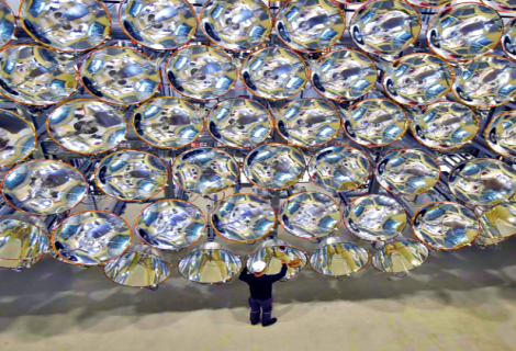 World's largest artificial Sun switched on for the very first time