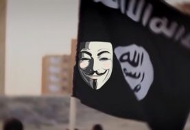 Anonymous hacks ISIS website; infecting users with malware