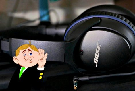 Bose Headphones allegedly spying on users - Lawsuit Filed