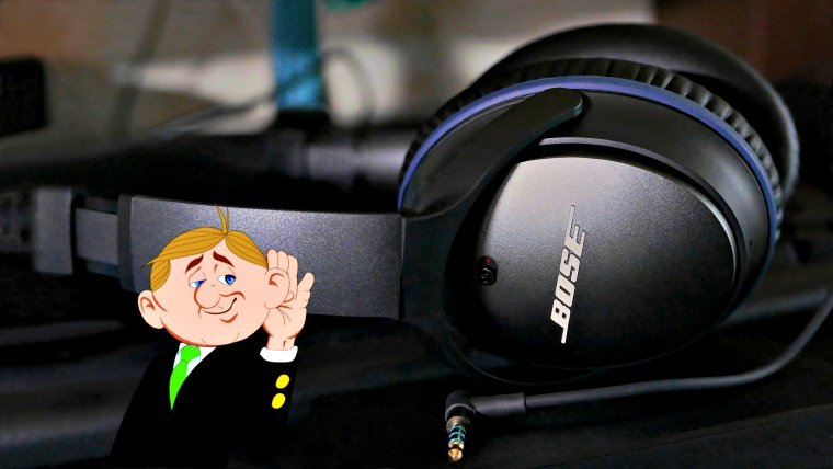 Bose Headphones allegedly spying on users – Lawsuit Filed