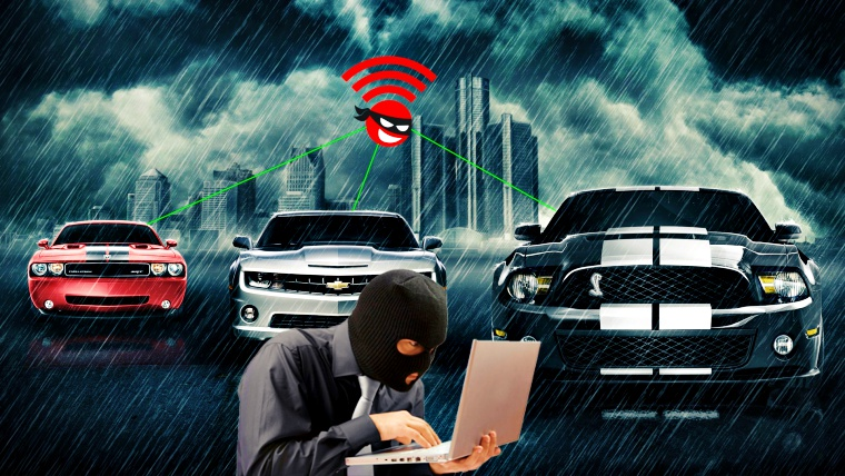 Cars with Vulnerable WIFI Dongle can be Hacked via Bluetooth