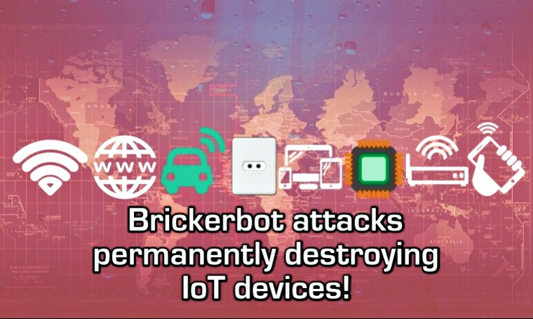 Forget Mirai, IoT Devices are being Destroyed by Brickerbot Attacks