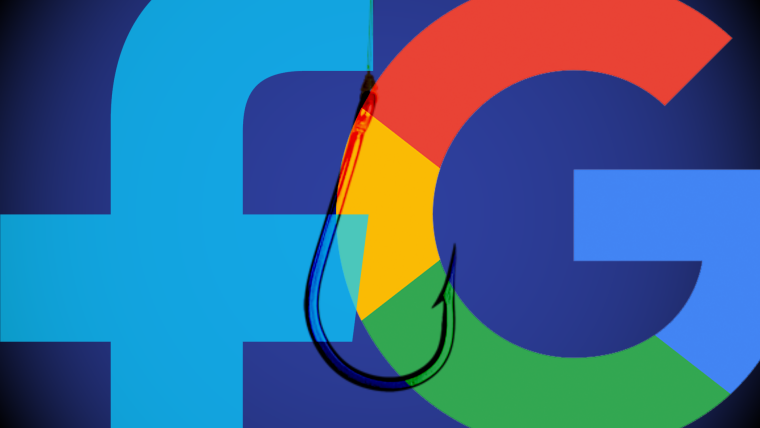 Facebook and Google linked to the $100 million phishing scheme