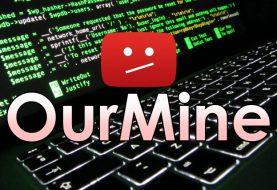 OurMine strikes again, hundreds of popular Youtube accounts hacked