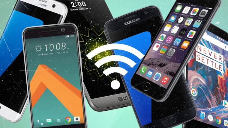 Samsung, Nexus, iPhone Devices can be Compromised Due to WiFi Flaws