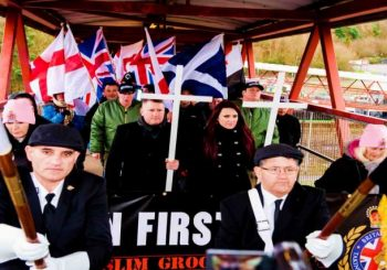 Someone Hacked Far-Right Group Britain First' Website, Twitter and YouTube